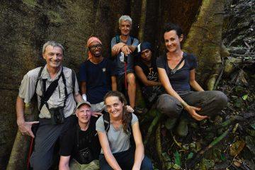 Expédition Papouasie avec JM Hullot, fondateur de la fondation Iris